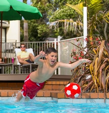 10 game changing reasons to stay at this family-friendly hotel (we're sold!)