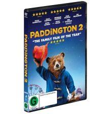 Paddington 2 DVDs