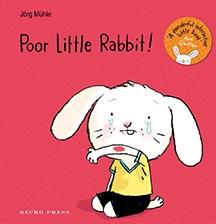 Poor little rabbit by Jorg