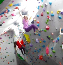 Where to go rock climbing in Christchurch