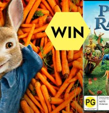 WIN! Peter Rabbit DVDs