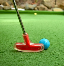 Where to play mini golf in Canterbury
