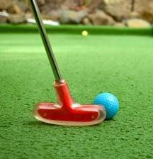 Where to play mini golf in Canterbury