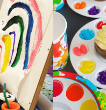 6 super awesome DIY birthday themes