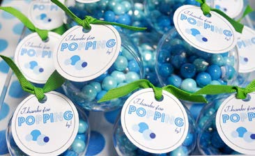 birthday party theme ideas for kids - bubble bash