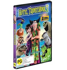 Find Frankie – Win 1 of 5 Hotel Transylvania 3: A Monster Vacation DVDs