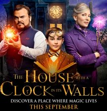Win! The House with a Clock in its Walls movie passes