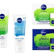 Nivea urban skin prize pack