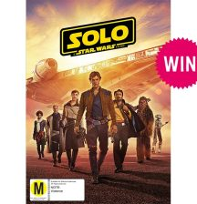 Solo: A Star Wars Story DVDs