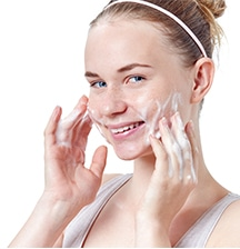 Helping your teens battle acne