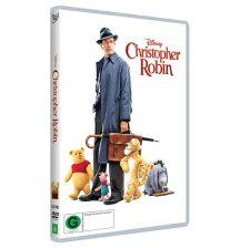 Christopher Robin DVDs