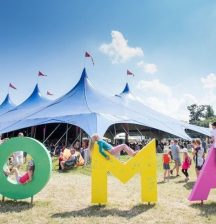 Womad tickets and camping
