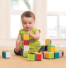Play activities for one-year-olds