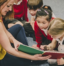 Helping children transition from ECE to primary school