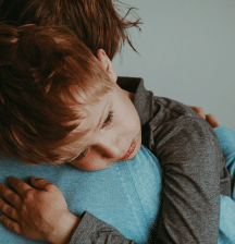 Frightening world events and how to help kids through them