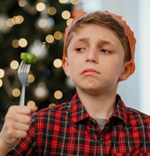 5 ways to support your fussy eater during the Christmas holidays
