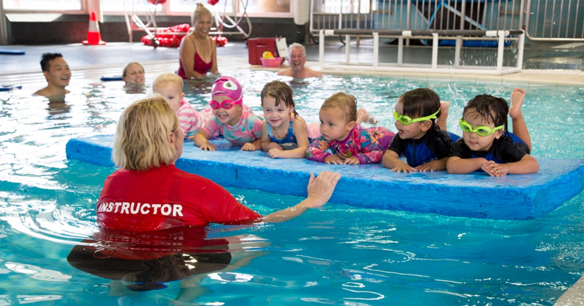 Top 10 Water Safety TipsTots to Teens