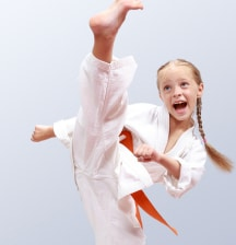 Reasons for kids to do martial arts