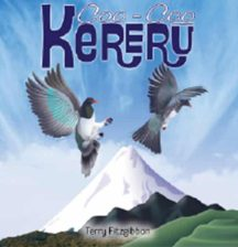 Coo Coo Kereru by Terry Fitzgibbon