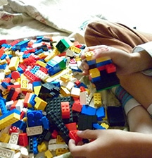 Elmo, Lego, books: Kids and their obsessions