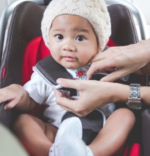 5 ways to keep kids safe in the car