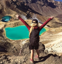 A walk to remember: Tongariro Alpine Crossing