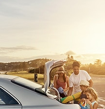 Travel hacks for keeping the kids happy on a road trip