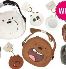 WIN! We Bare Bears prize pack
