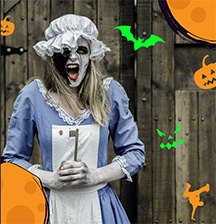 Where to celebrate Halloween in Auckland