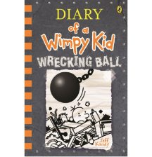 Wrecking ball: diary of a wimpy kid by Jeff Kinney