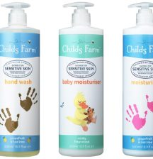 Find Frankie – Win 1 of 3 Child Farm skincare packs