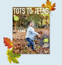 Free access to TOTS TO TEENS online