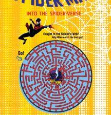 Spider-Man Maze
