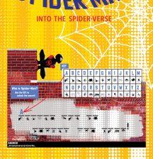 Spider-Man word puzzle