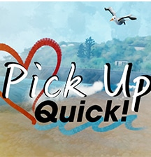 Teach kids about being a tidy kiwi with Pick Up Quick!