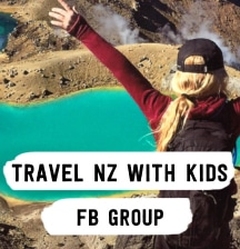 Travel NZ with kids