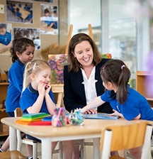 Learning for life at Saint Kentigern Preschool