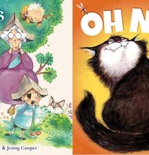 3 kids books to read over the Summer holidays