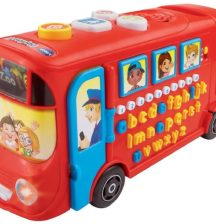 WIN! VTech Playtime Bus with Phonics