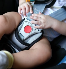 What is the right car restraint for your child?