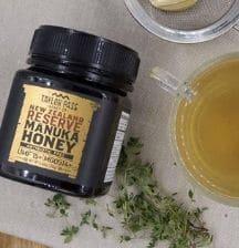 Magic Manuka Honey and Thyme Sore Throat Buster
