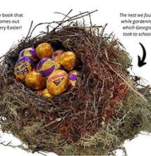 An Eggs-Cellent Weekend