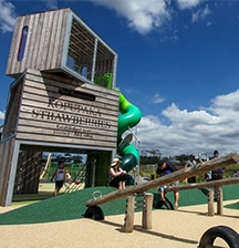 Playgrounds in West Auckland