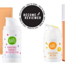 Review opportunity! Try Happy Little Poppets Skincare – For Free!