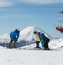 Parent Hacks for Travelling with Kids to Mt Ruapehu