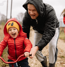 Wellington's family-friendly bike ride tracks