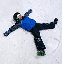 Snow day! Perfect places to take your kindy-aged kids to the snow