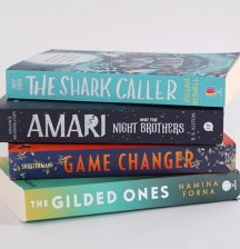 The Teen Age book bundle