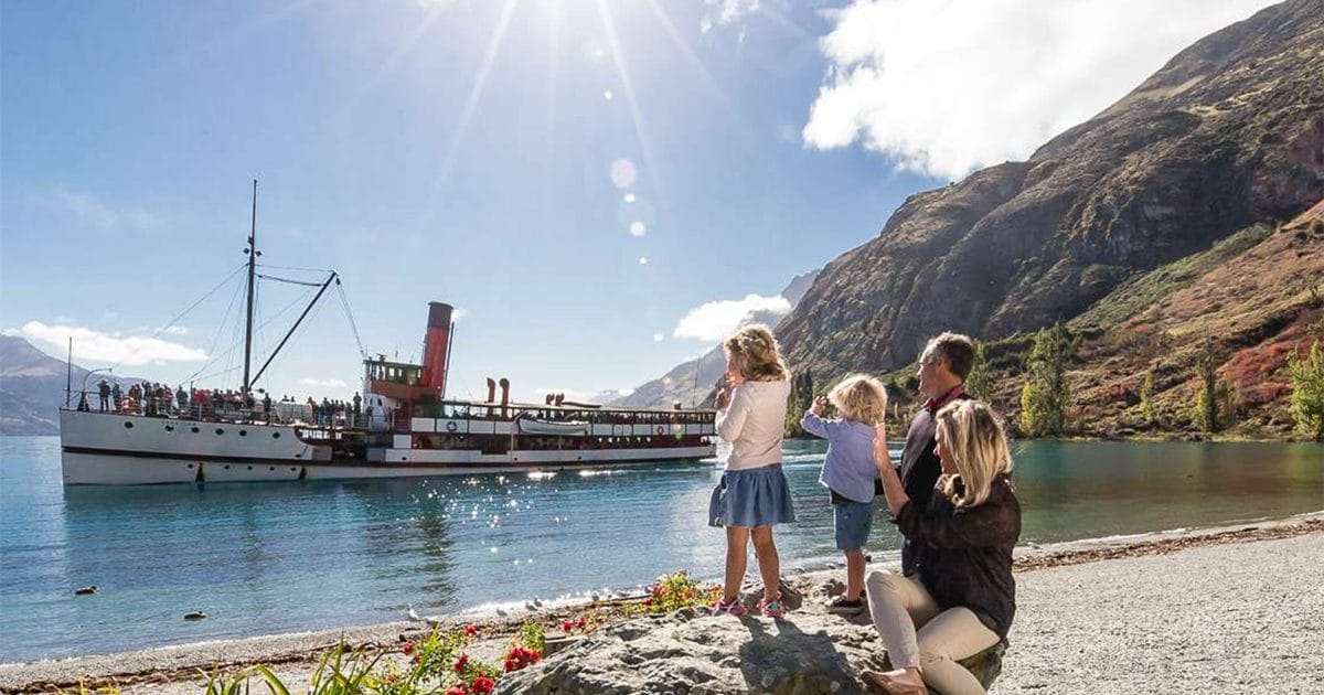 holiday getaway in Queenstown with accomodation costs from $40-$70