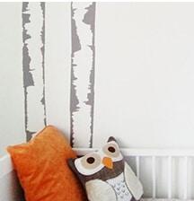 5 nursery feature wall ideas